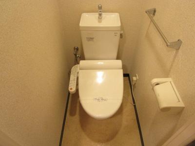 【トイレ】丸山エトワールビル