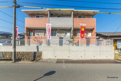 【外観】シャルマン櫻街 弐番館