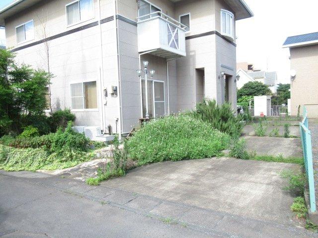 【駐車場】元吉田町中古一戸建