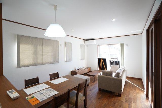 16.7帖 全室エアコン、照明、カーテン付です。