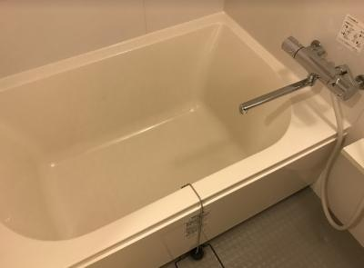 【浴室】ログ銀座東