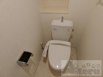 【トイレ】ルミエール東神田