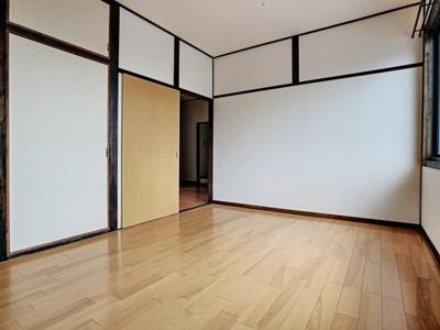 【洋室】山村アパート