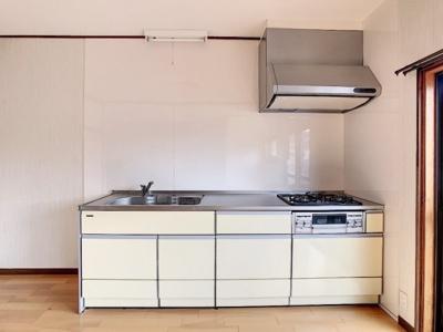 【キッチン】山村アパート