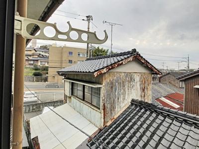 【展望】山村アパート