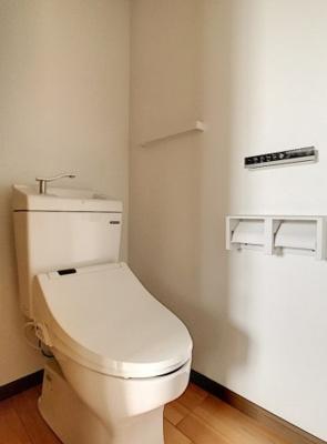 【トイレ】山村アパート