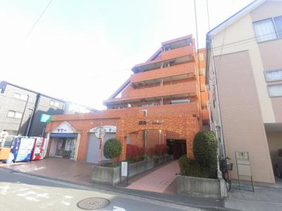グリーンライン「東山田」駅徒歩10分! 総戸数59戸、昭和61年12月築、重厚感のある外壁タイル貼り♪