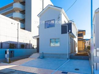 千葉市稲毛区稲毛東 新築一戸建 ※令和3年2月撮影写真です。