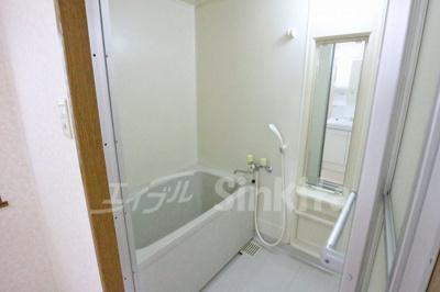 【浴室】フォレストコート2番館
