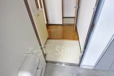 【玄関】フォレストコート2番館