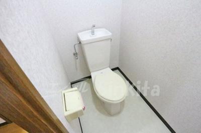 【トイレ】フォレストコート2番館