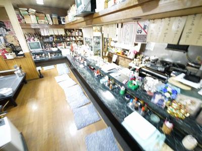 【内装】東九条町住居付店舗
