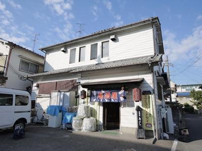 【外観】東九条町住居付店舗