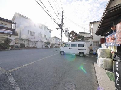 【駐車場】東九条町住居付店舗