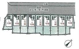 【区画図】神戸市垂水区神和台2丁目 新築戸建 9区画
