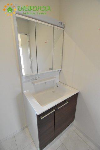 【独立洗面台】西区土屋 4期 新築一戸建て ハートフルタウン E