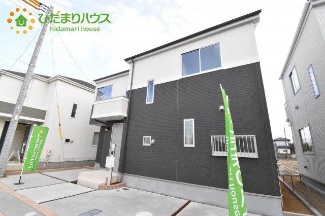 【外観】西区土屋 4期 新築一戸建て ハートフルタウン E