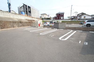 【駐車場】D-room上須惠(ディール-ムカミスエ)