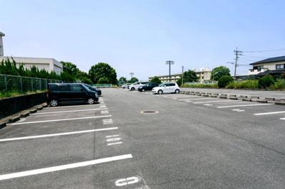 【駐車場】ビレッジハウス白川 1号棟