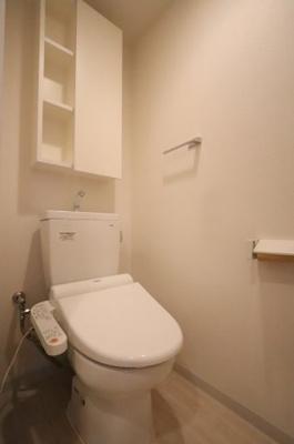 トイレもきれいです 三郷新築ナビ
