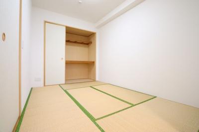 フローリングだけでなく、和室もあります 三郷新築ナビで検索