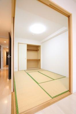 和室があると落ち着いた雰囲気になりますね 三郷新築ナビで検索
