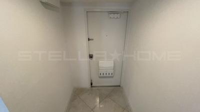 きれいな玄関です。