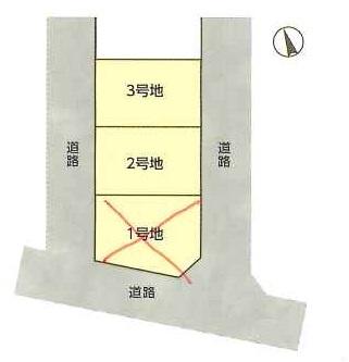 一里山6丁目 分譲3区画2号地