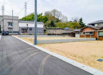 【外観】倉敷市玉島乙島 3期 分譲地 2号地