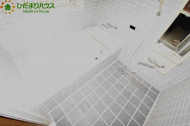 【浴室】行田市棚田町1丁目 中古一戸建て