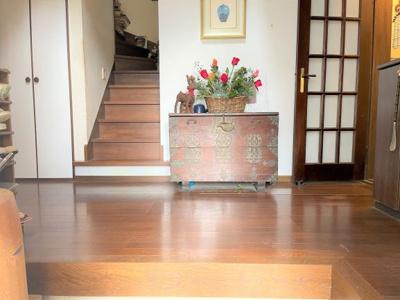 【玄関】【天空の城・別荘にも】鎌倉市二階堂中古戸建