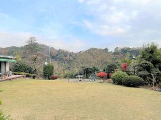 【庭】【天空の城・別荘にも】鎌倉市二階堂中古戸建