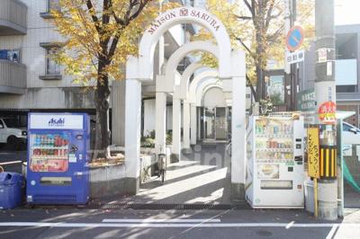 【エントランス】メゾンサクラ10
