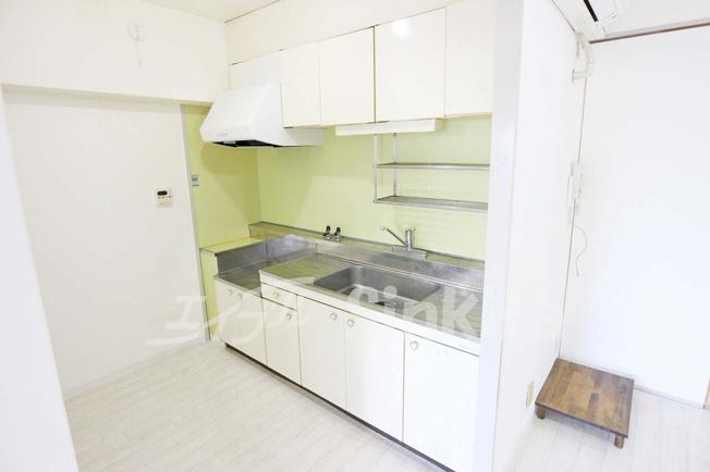 【キッチン】メゾンサクラ10