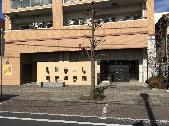 【エントランス】マ・トール水戸本町