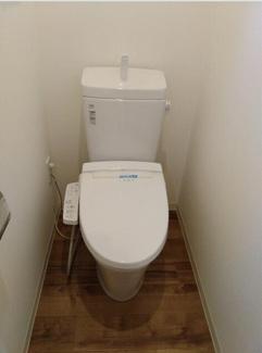 【トイレ】志木市本町1丁目一棟アパート
