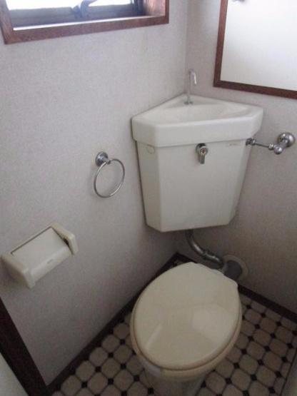 【トイレ】新栄ハイツ