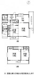 諏訪市中洲貸家(3)