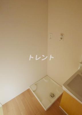【洗面所】フローラ小石川