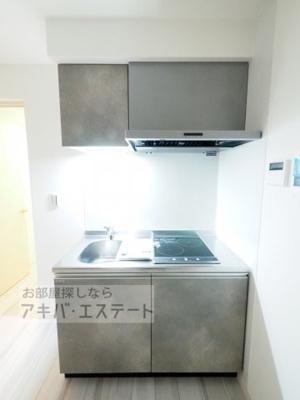 【キッチン】Crecia東向島