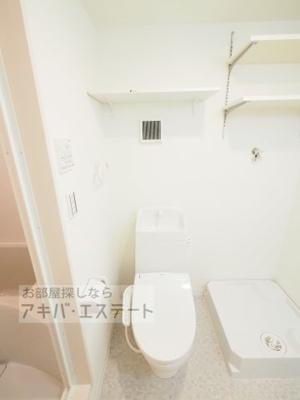 【トイレ】Crecia東向島