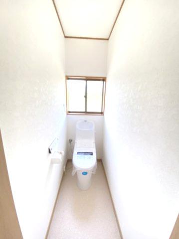 【トイレ】小田原市小竹リフォーム済物件