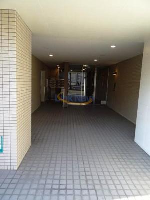 【エントランス】ウィステリア西梅田