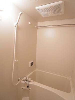 グランキャッスルの浴室