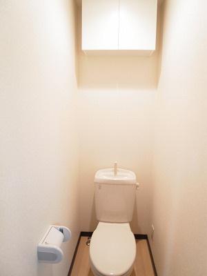 グランキャッスルのトイレ