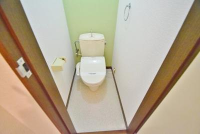 【トイレ】エスポワール小金台