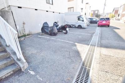 【駐車場】エスポワール小金台