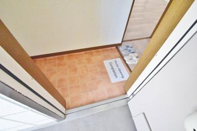 【玄関】エスポワール小金台