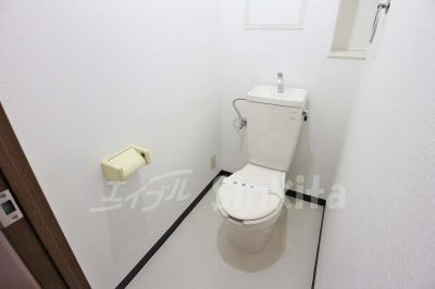 【トイレ】アルデール緑地