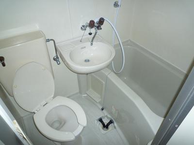 【浴室】プランドール四日市